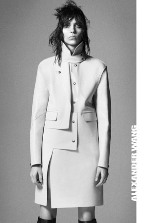 Alexander Wang Fall 2012 - Kati Nescher by David Sims