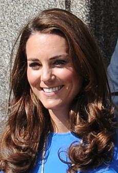 Look of the Day: Catherine, Duchess of Cambridge Gets in the Olympic Spirit with Stella McCartney