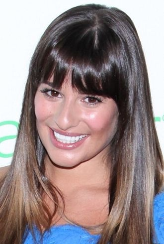 Lea Michele the Valspar Hands For Habitat Unveiling New York City cropped
