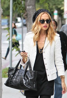 Celebrity Style Guide: White Tuxedo Jackets