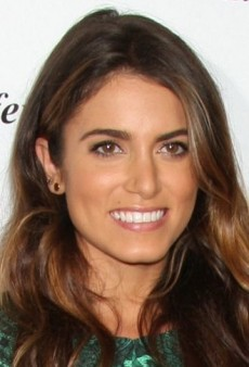 Look of the Day: Nikki Reed's Cable Print McQ Alexander McQueen Dress