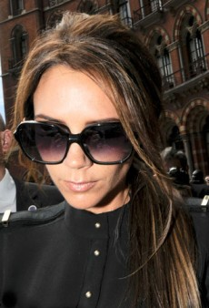 Hey, Four Eyes! Victoria Beckham's Designing a Chic New Glasses Line