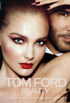 Snejana Onopka is Stunning in Tom Ford Beauty's New Ad Campaign (Forum Buzz)
