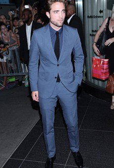 Robert Pattinson Proves Looking Good is the Best Revenge (Forum Buzz)