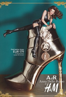 Anna Dello Russo is Releasing a Pop Song and Music Video to Celebrate Her H&M Collection
