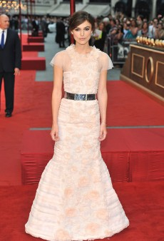 Keira Knightley is a Knockout in Chanel at the World Premiere of Anna Karenina (Forum Buzz)