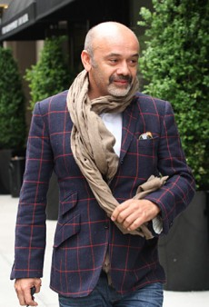 Christian Louboutin Wins a Point in the Battle of the Red Soles