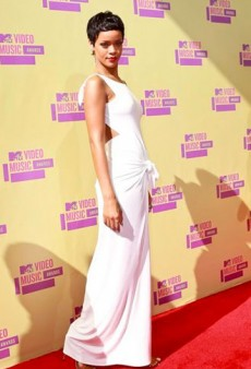 2012 MTV Video Music Awards Red Carpet: Glamour Wins Out Over Shock Value