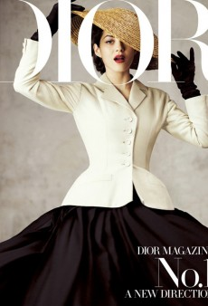 Marion Cotillard Covers Dior Magazine's Debut Issue (Forum Buzz)