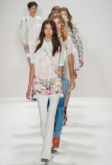 Rebecca Minkoff Spring 2013 Runway Review