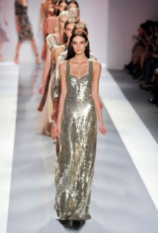 Jill Stuart Spring 2013 Runway Review