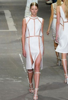 Alexander Wang Spring 2013 Runway Review