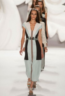 Carolina Herrera Spring 2013 Runway Review