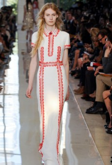 Tory Burch Spring 2013 Runway Review