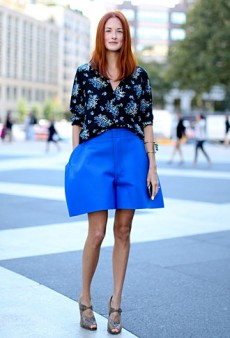 Fashion Editor Street Style: New York Fashion Week Spring 2013 (Forum Buzz)