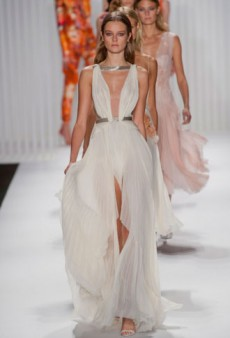 J. Mendel Spring 2013 Runway Review