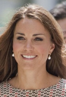 Look of the Day: Catherine, Duchess of Cambridge Looks Surprisingly Laid-Back in Raoul