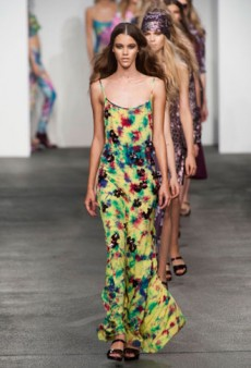 House of Holland Spring 2013 Runway Review