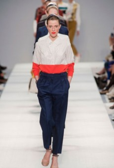 Paul Smith Red Label Spring 2013 Runway Review