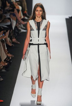 Marine Deleeuw: Best Model Newcomer of NYFW Spring 2013? (Forum Buzz)