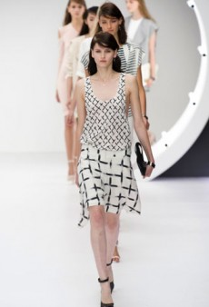 Topshop Unique Spring 2013 Runway Review