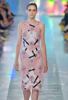 Christopher Kane Spring 2013 Runway Review
