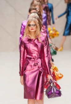 Burberry Prorsum Spring 2013 Runway Review