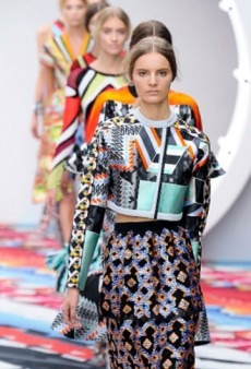 Peter Pilotto Spring 2013 Runway Review