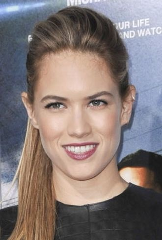 Cody Horn Los Angeles Premiere of End Of Watch cropped