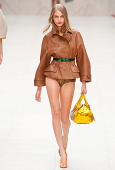 Cara Delevingne is the Darling of London Fashion Week Spring 2013 (Forum Buzz)