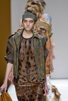 Max Mara Spring 2013 Runway Review