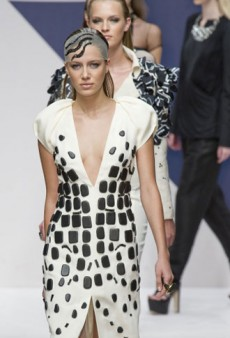 Krizia Spring 2013 Runway Review