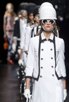 Moschino Spring 2013 Runway Review