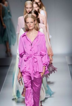 Blumarine Spring 2013 Runway Review