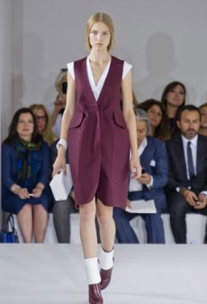 Jil Sander Spring 2013 Runway Review