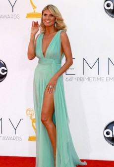 2012 Emmy Awards Red Carpet: Bold, Bright and Beautiful