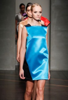 Gianfranco Ferre Spring 2013 Runway Review