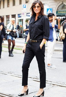 Fashion Editor Street Style: Milan Fashion Week Spring 2013 (Forum Buzz)