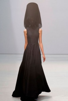 Gareth Pugh Spring 2013 Runway Review