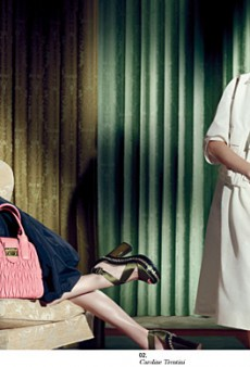 Miu Miu's Ads for Resort 2013 are Awesome (Forum Buzz)