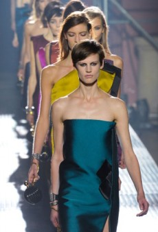 Lanvin Spring 2013 Runway Review