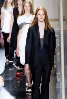 Celine Spring 2013 Runway Review