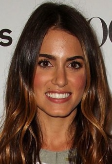 Look of the Day: Nikki Reed Goes Back in Time for Floral Dolce & Gabbana Dress