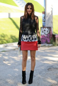 Fashion Editor Street Style: Paris Fashion Week Spring 2013 (Forum Buzz)