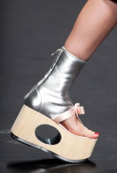 The Weirdest Shoes that Walked the Spring 2013 Runways