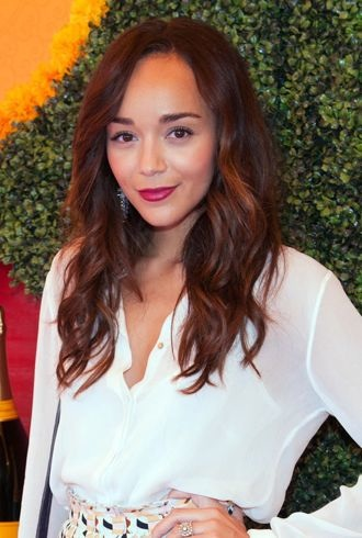 Ashley Madekwe 2012 Veuve Clicquot Polo Classic Pacific Palisades cropped
