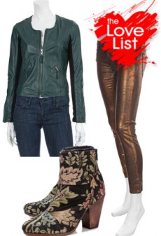 Scoop It Up for Fall: The Love List