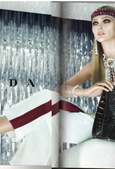 Sasha Pivovarova and Prada Reunited for Resort 2013! (Forum Buzz)