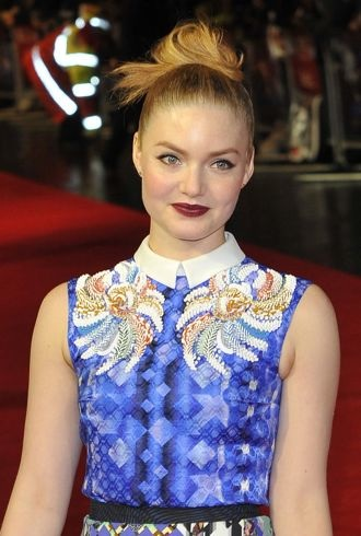 Holliday Grainger 56th BFI London Film Festival Great Expectations cropped