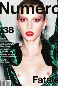 Sigrid Agren and Her Nipples Make an Appearance on Numéro's November Cover [NSFW] (Forum Buzz)